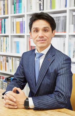 代表取締役社長 安藤 辰
