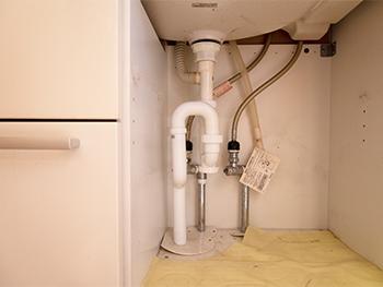 排水口・排水管の画像